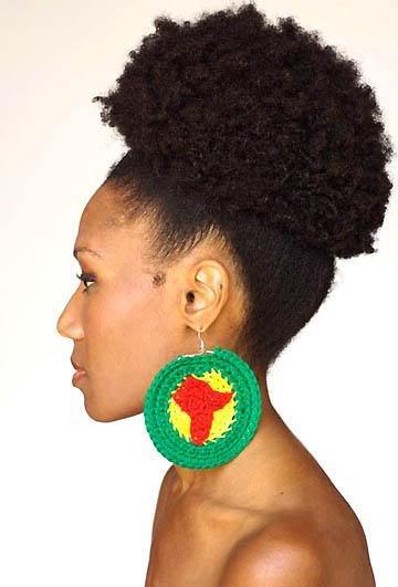 Scarves For Short Natural Hair