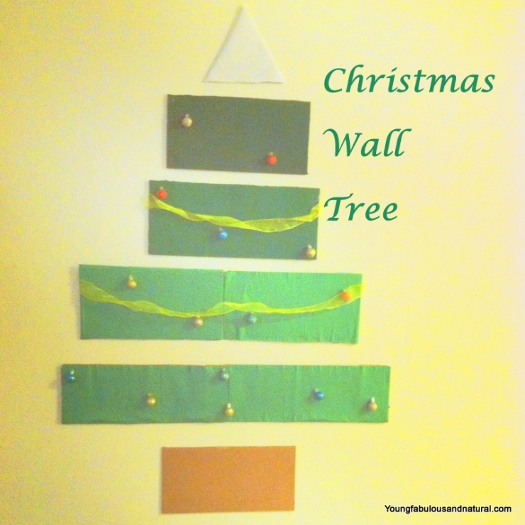 Kid, Pet, & Space Friendly Wall Tree