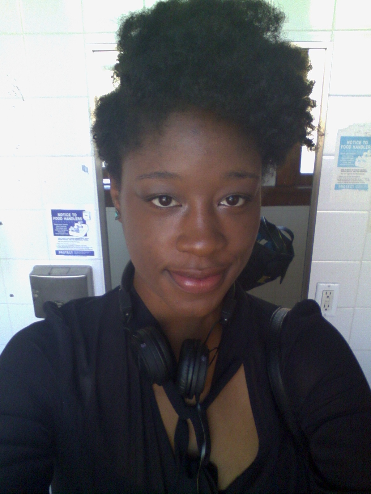 Styling 4c Natural Hair Tapered Cut Young Fabulous Natural