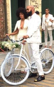 Solange & Husband