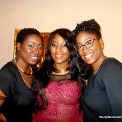 Pink Sistah, Tanisha Akinloye, YFN