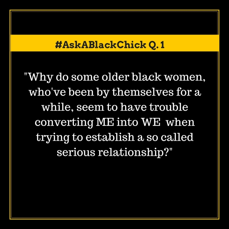 Ask A Black Chick