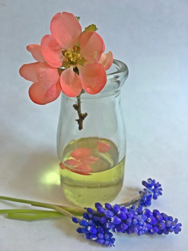 Floral Body Oil